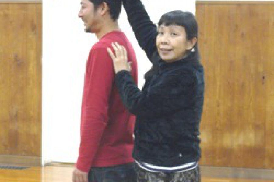 ヨシコ・チュウマ ダンス・ワークショップ