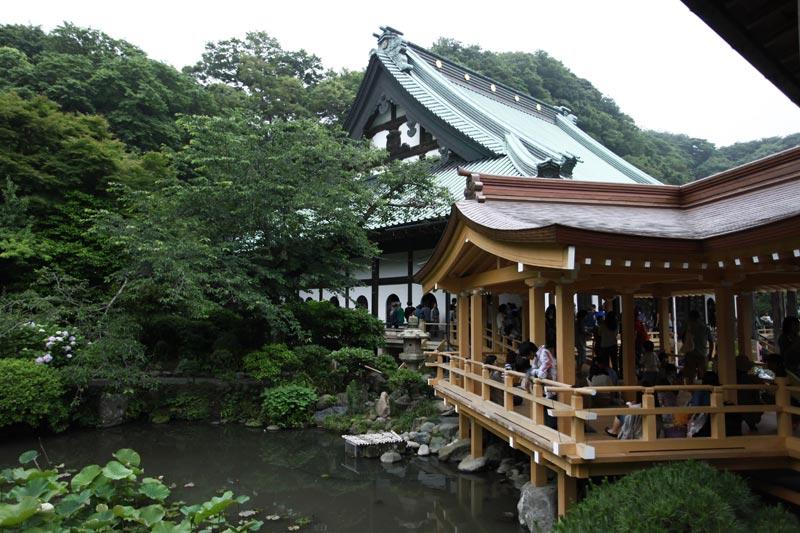 会場となった鎌倉・光明寺