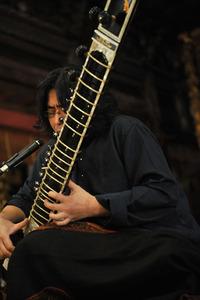 インド古典音楽レクチャー&コンサート レポート