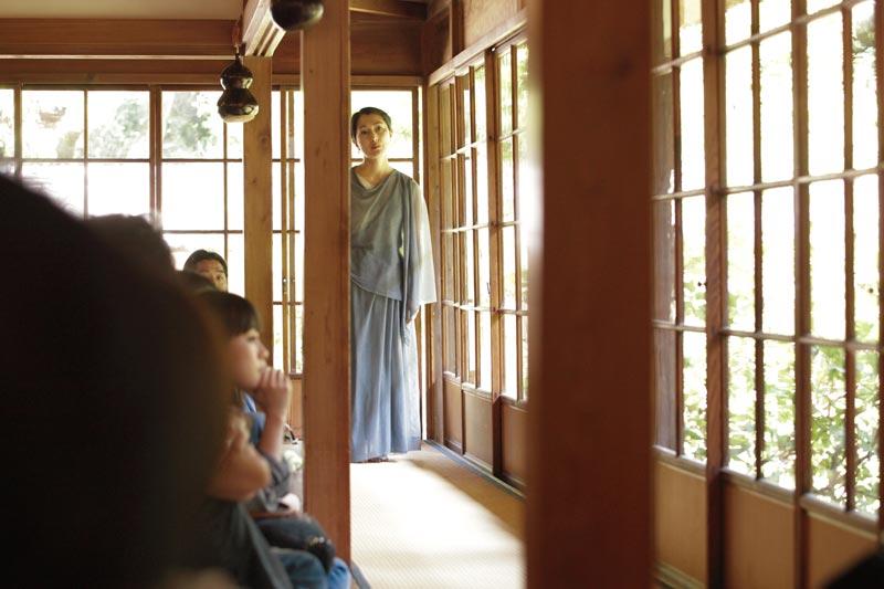 鎌倉・浄智寺公演